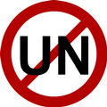 Stop UN growth and domination